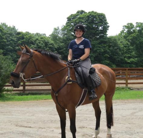 Hacking Denny's horse, Atti.