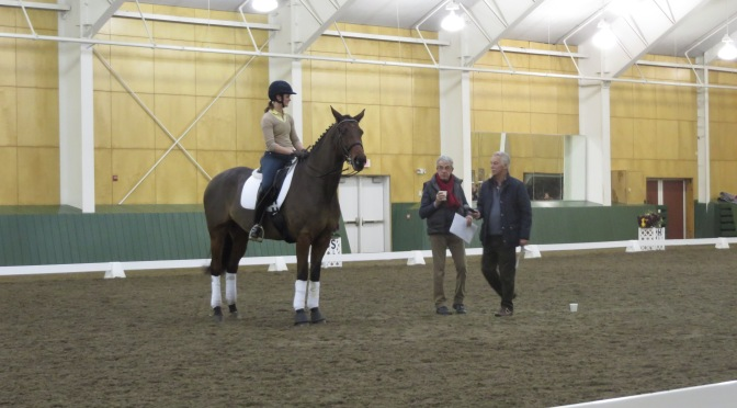 Gary Rockwell and Stephen Clarke: The FEI 5* Judges' Symposium