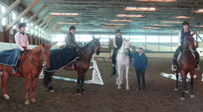 A Clinic with Nancy Guyotte