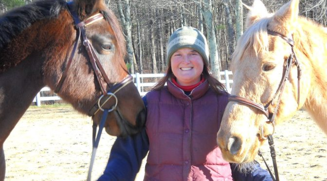 Meet the Coaches:  Q & A from the Equine Journal