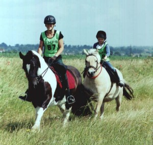 Endurance and competitive trail riding can be enjoyed by riders of all ages and with all breeds of horse, with the proper conditioning.