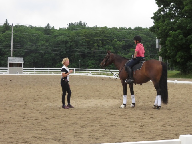 A Clinic with Cindy Canace