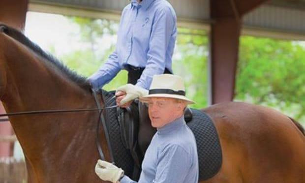 On Teaching Horsemanship: Thoughts inspired by the work of Charles deKunffy